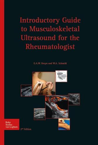 9789031389018 - Introductory guide to musculoskeletal ultrasound for the rheumatologist