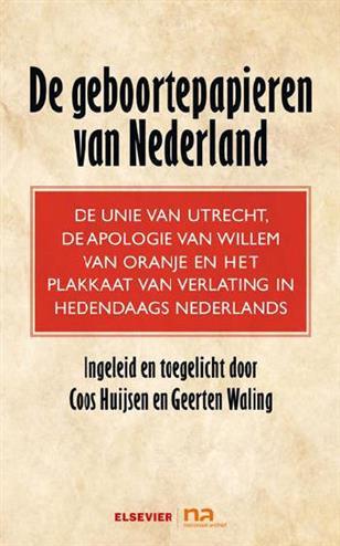 Geboortepapieren van Nederland