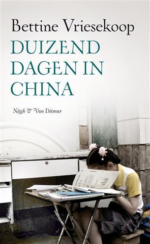 Duizend dagen in china - Vriesekoop, b.