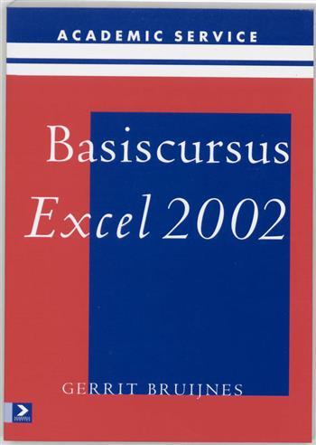 Basiscursus excel 2002 nl-versie