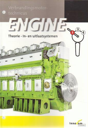 9789040505928 - Engine in- en uitlaadsystemen