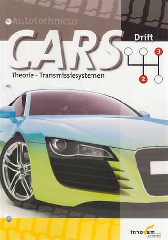 9789040509681 - CARS - Drift Transmissiesystemen