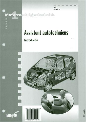 9789040512506 - Assistent autotechnicus introductie