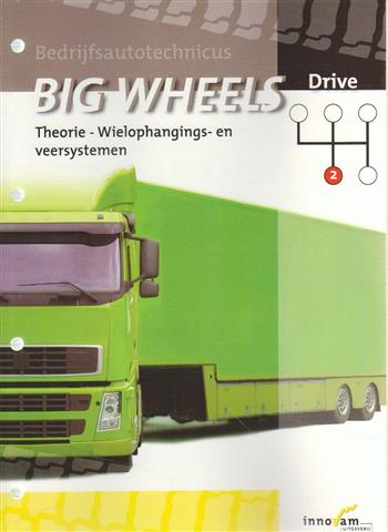 9789040531118 - Big wheels drive wielophangings- en veersystemen