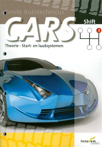 9789040534294 - Cars shift theorie start- en laadsystemen