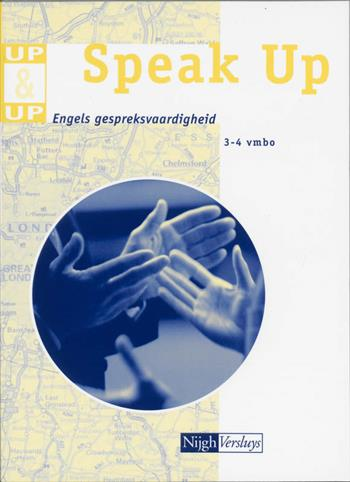 9789042524811 - Speak up 3/4 vmbo + 3hv
