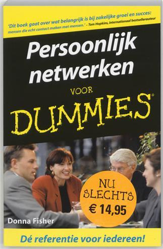 Persoonlijk netwerken voor dummies - Fisher