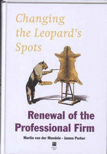 9789043018500 - Changing the leopard's spots