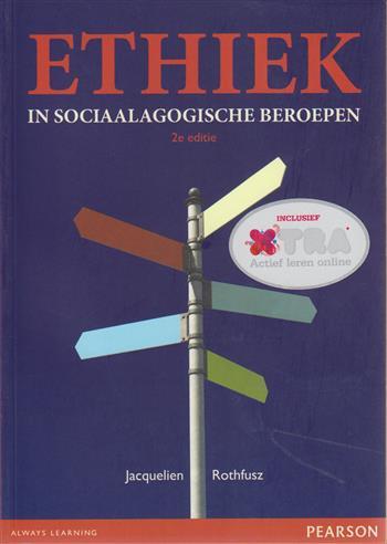 Ethiek in sociaalagogis… beroepen