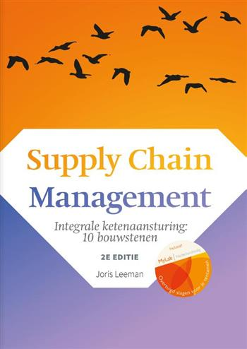 9789043035682 - Supply chain management met MyLab NL toegangscode
