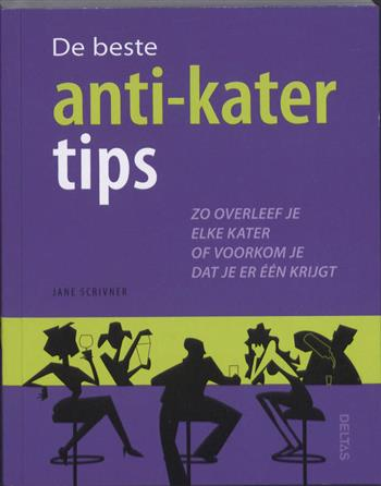 9789044725414 - De beste anti-kater tips