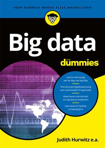 9789045353241 - Big data voor Dummies