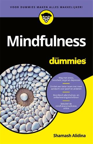 9789045355573 - Mindfulness voor Dummies, pocketeditie