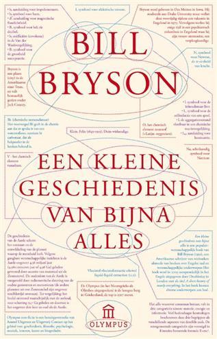 Een kleine geschiedenis van bijna alles - Bryson, B.