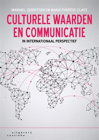 9789046905272 - Culturele waarden en communicatie in internationaal perspectief