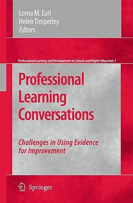 9789048123568 - Professional learning conversations