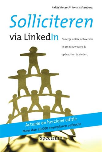 9789049103033 - Solliciteren via Linkedin