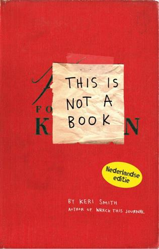 9789049107154 - This Is Not A Book - Nederlandse Editie