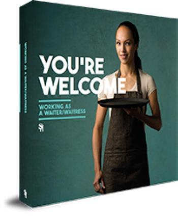 9789052113654 - Theorybook Working as a Waiter/Waitress