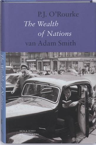 9789053306369 - Over the wealth of nations van Adam Smith