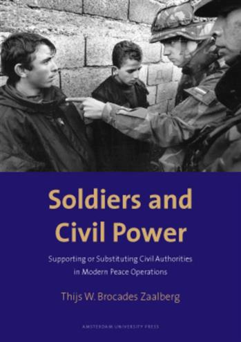 9789053567920 - Soldiers and civil power