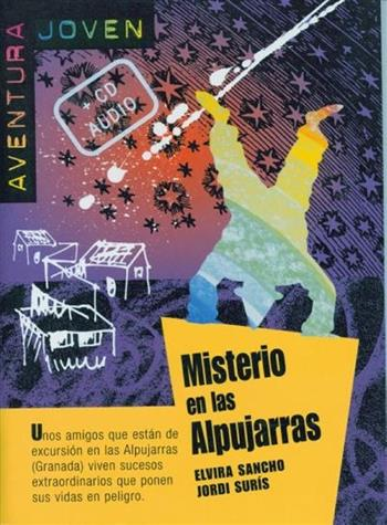 9789054517634 - Misterio en las alpujarras (+ audio-cd)