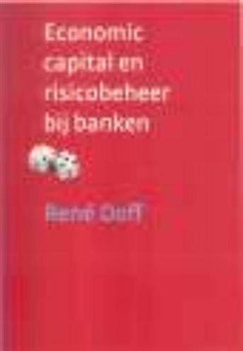 9789055162086 - Economic Capital En Risicobeheer Bij Banken