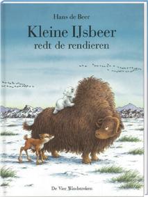 Kleine IJsbeer redt de rendieren - Beer, de Hans