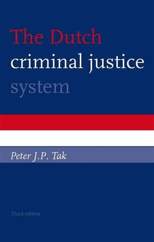 9789058503428 - The dutch criminal justice system