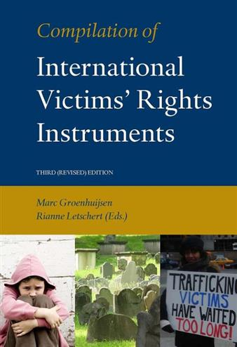 9789058508232 - Compilation of international victims rights instruments