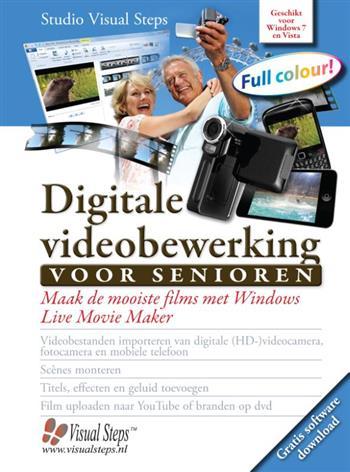 Digitale videobewerking voor senioren - Studio Visual Steps
