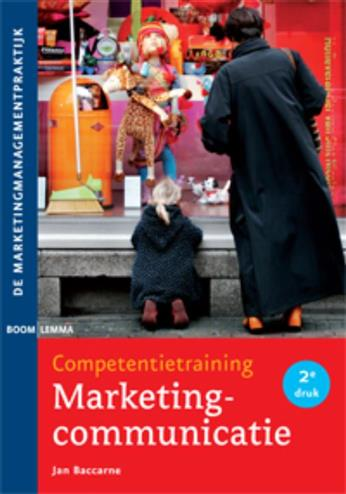 9789059318823 - Marketingcommunicatie