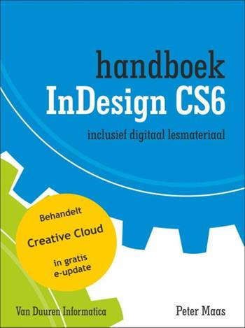 9789059407817 - Handboek Indesign CS6 / CC