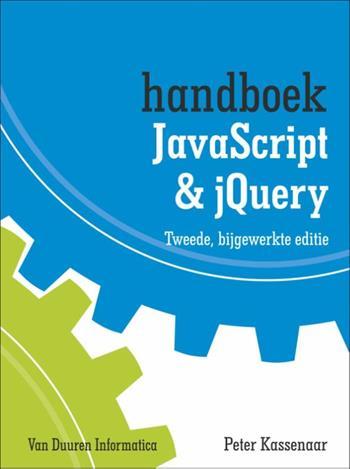 Handboek JavaScript & jQuery. Tweede bijgewerkte editie, Kassenaar, Peter, Paperback