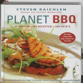 Planet BBQ - Raichlen, Steven