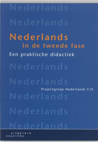 9789062833221 - Nederlands In De Tweede Fase