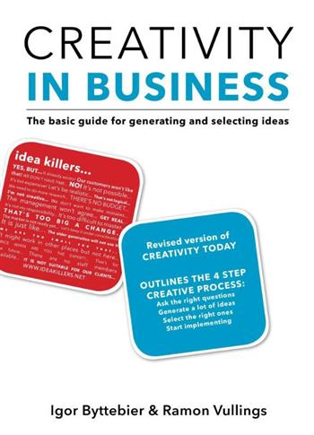 9789063693800 - Creativity in business