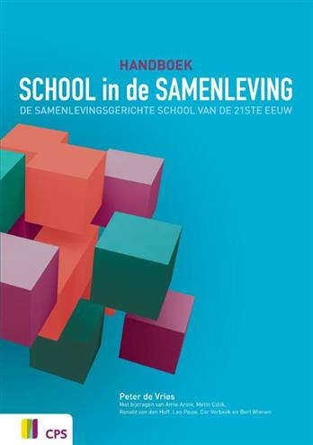 9789065086624 - Handboek School in de samenleving