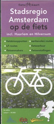 Amsterdam Stadsregio op de fiets