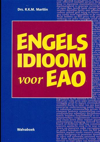 Super Studystore | Engels idioom voor eao, Marttin, R.K.M. | 9789066753174 VN-91