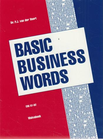 9789066753815 - Basic Business Words