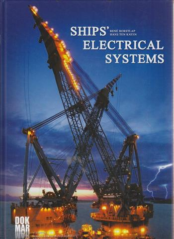 9789071500176 - Ships electrical systems