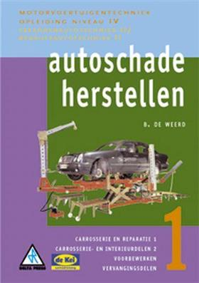 9789071838453 - Autoschadeherstellen 1