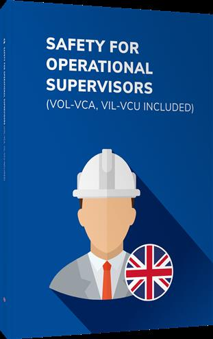 9789079007998 - Safety for operational supervisors (VOL-VCA Engl) e-learning