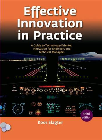 9789079182398 - Effective innovation in practice
