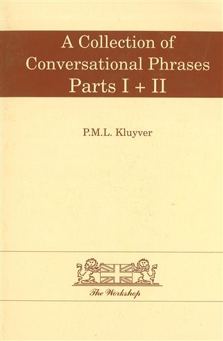 9789080318915 - A collection of conversational phrases 1 + 2