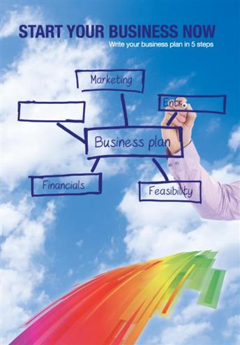 9789081361231 - Start your business now. Write your businessplan in 5 steps