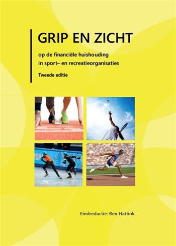 Grip en zicht op de financiele huishouding van sport- en recreatie organisaties