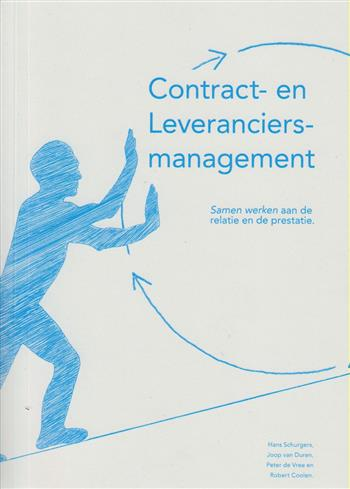 9789081916301 - Contract- en leveranciersmanagement