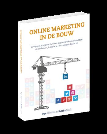 9789082249118 - Online marketing in de bouw